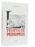 Les Propos de Minimus T.1