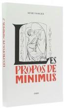 Les Propos de Minimus T.2