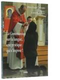 Communion sur la langue, —  une pratique qui...