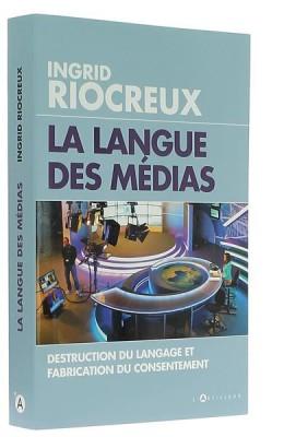 La langue des médias
