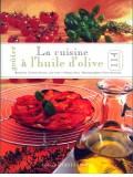 Goûter la cuisine à l'huile d'olive