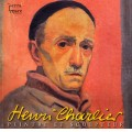 Henri Charlier, peintre et sculpteur - 1883-1975