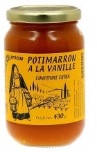 Confiture Potimarron vanille