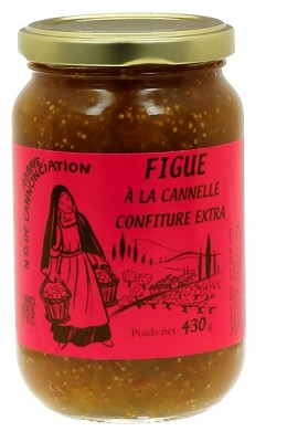 Confiture Figue à la cannelle