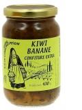 Confiture Kiwi Banane