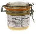Suprême de foie à l'ancienne (au foie gras)