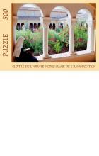 Puzzle Cloître Notre-Dame de l'Annonciation