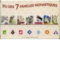 Jeu des 7 familles monastiques