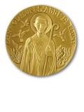 Médaille saint Odilon