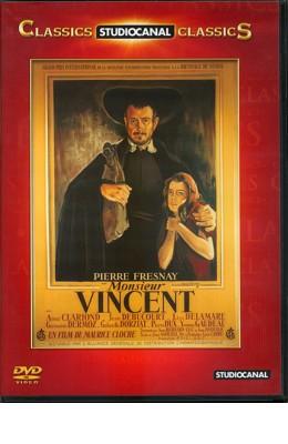 DVD Monsieur Vincent