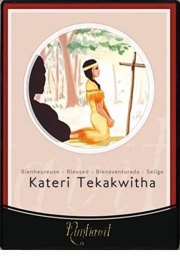 DVD Kateri Tekakwitha