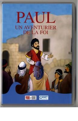 DVD Paul, un aventurier de la foi