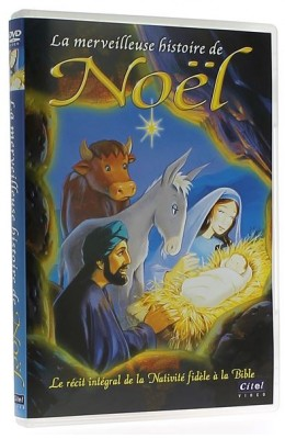 DVD La merveilleuse histoire de Noël