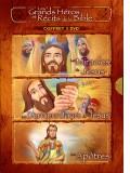 Les Apôtres-Les miracles de Jésus-Les derniers...