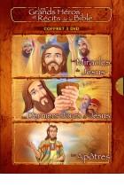 Les Apôtres-Les miracles de Jésus-Les derniers jours de Jésus