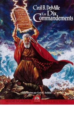 DVD Les Dix Commandements
