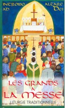 Les Grands à la messe