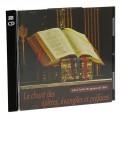 Double CD Chants des épîtres, évangiles et...