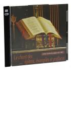 Double CD Chants des épîtres, évangiles et préfaces
