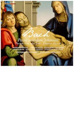 Double CD Passion selon Saint-Jean
