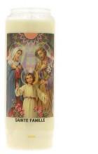 Veilleuse neuvaine   à la Sainte Famille