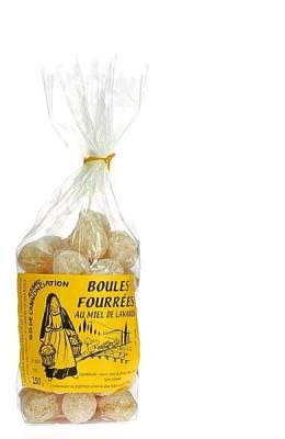 Boules fourrées au miel de lavande