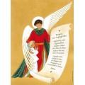 Prière à l'Ange Gardien  (Garçon)