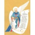 Prière à l'Ange Gardien  (Fille)