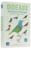 Oiseaux de France et d'Europe (Livre + CD)
