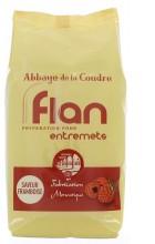 Flan, préparation pour entremets - saveur framboise