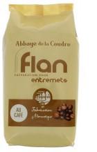 Flan, préparation pour entremets - au café