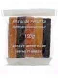 Pâtes de fruits — 5 bâtonnets - 100g