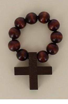 Dizainier bois marron