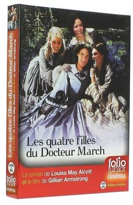 Les quatre filles du docteur March (Coffret Livre + DVD)