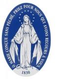Notre-Dame de la médaille miraculeuse...