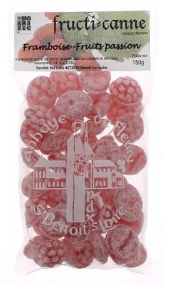Fructi-canne framboise - fruits passion