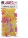 Bonbons sans sucre orange-eucalyptus-anis