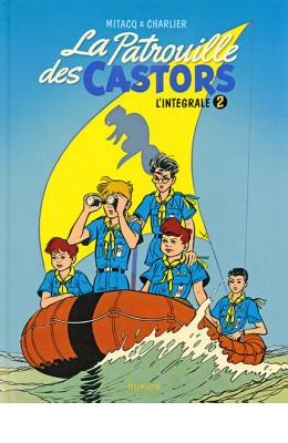 La patrouille des Castors - L'intégrale 2
