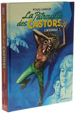La patrouille des Castors - L'intégrale 5