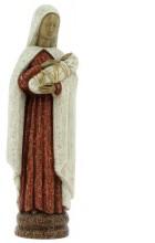 Vierge à l'Enfant (pierre)