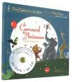 Le Carnaval des animaux (Livre + CD)