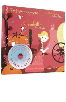 Cendrillon (Livre + CD)