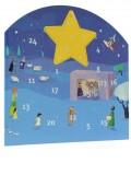 Calendrier de l'Avent —  et L'étoile de Noël