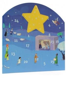 Calendrier de l'Avent   et L'étoile de Noël