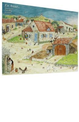 En Avent dans la paix   d'un village provençal