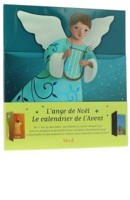 L'Ange de Noël   Le calendrier de l'Avent