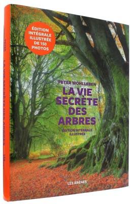 La Vie secrète des arbres   Édition illustrée