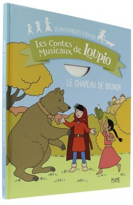 Les contes musicaux de Loupio 2 (Livre + CD)