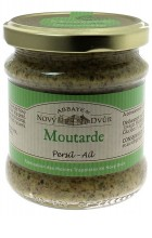 Moutarde persil-ail bio
