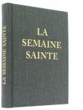 Semaine Sainte latin-français